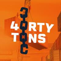 40 Tons logo